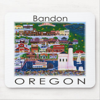 Bandon By the Sea~ Mouse Pad