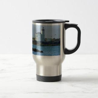 Bandon Lighthouse 15 Oz Stainless Steel Travel Mug