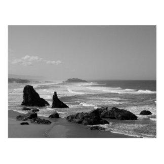 Bandon Oregon Coastal Expanse Postcard