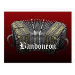 Bandoneon ポストカード