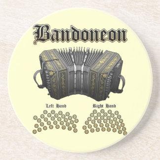 Bandoneon 2 drink coaster