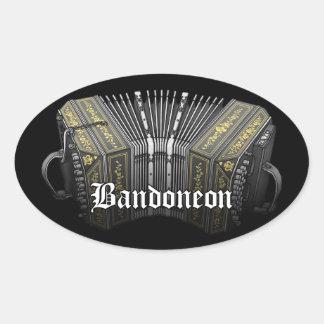 Bandoneon Stickers