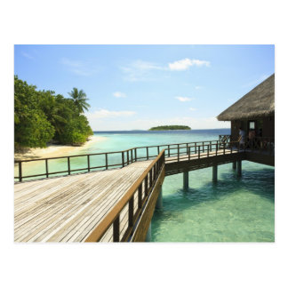 Bandos Island Resort, North Male Atoll, The 2 Postcard