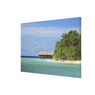 Bandos Island Resort, North Male Atoll, The Canvas Print