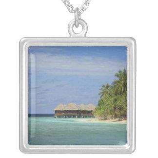 Bandos Island Resort, North Male Atoll, The Square Pendant Necklace
