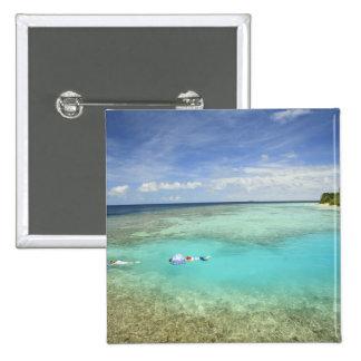 Bandos Island Resort, North Male Atoll, The Pinback Button