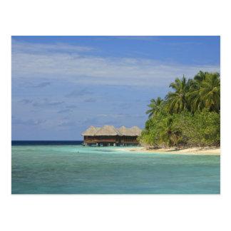 Bandos Island Resort, North Male Atoll, The Postcard