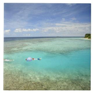 Bandos Island Resort, North Male Atoll, The Tiles