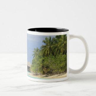 Bandos Island Resort, North Male Atoll, The Two-Tone Coffee Mug