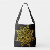 Bandoulière/Bohemian oven bag