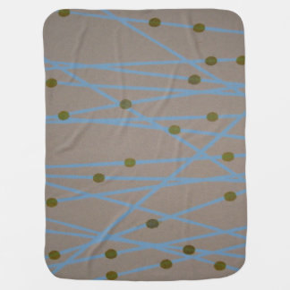 Bands and bands keep baby warm swaddle blanket