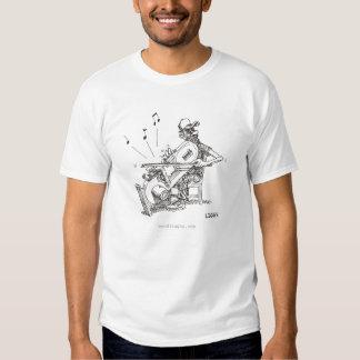 Bandsaw Musician T-Shirt