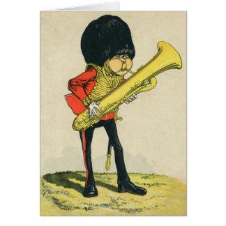 Bandsman of the Grenadier Guards Card