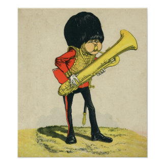 Bandsman of the Grenadier Guards Posters