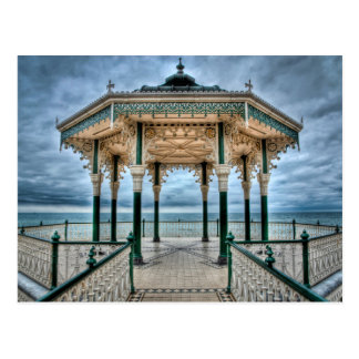 Bandstand de Brighton, Inglaterra Tarjetas Postales