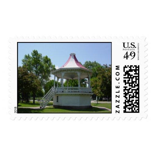 Bandstand Stamps
