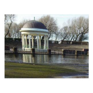 Bandstand Stanley Park Postcard