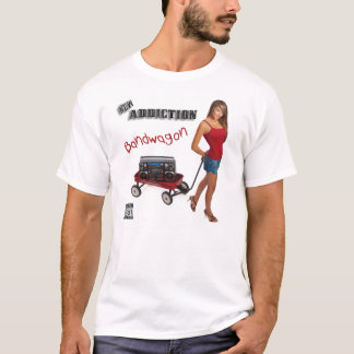 bandwagon front FINAL T-Shirt