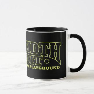 Bandwidth Bandit Mug 1