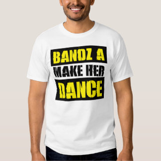 BANDZ HACEN SU DANZA - camiseta Camisas