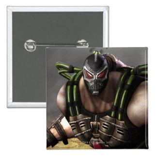 Bane 2 Inch Square Button