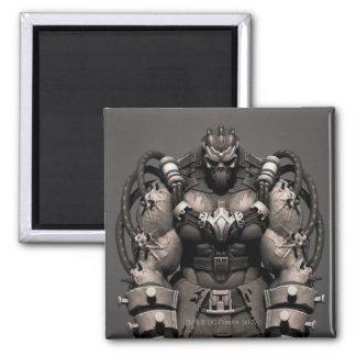 Bane Alternate 2 Inch Square Magnet