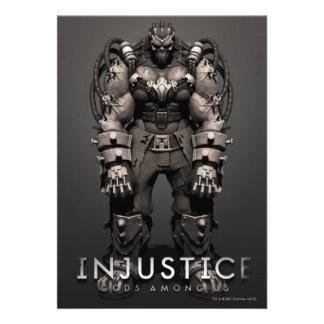 Bane Alternate Custom Announcements