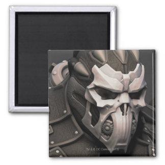 Bane Alternate - Head 2 Inch Square Magnet