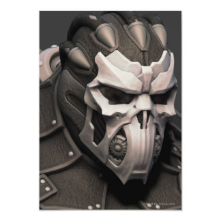 Bane Alternate - Head Card