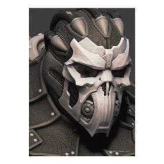Bane Alternate - Head Custom Announcement