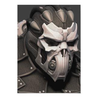 Bane Alternate - Head 5x7 Paper Invitation Card