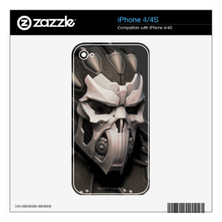 Bane Alternate - Head iPhone 4 Skins