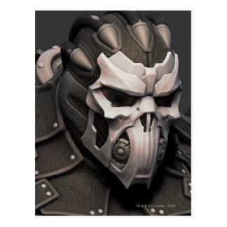 Bane Alternate - Head Post Card