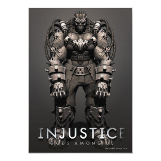 Bane Alternate 5x7 Paper Invitation Card