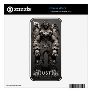 Bane Alternate Skins For iPhone 4