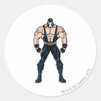 Bane Classic Stance Classic Round Sticker