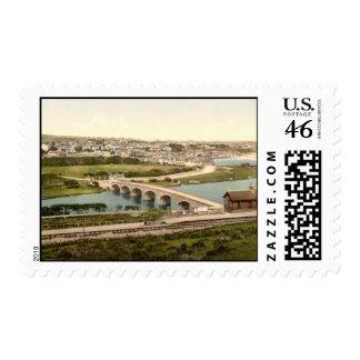 Banff, Aberdeenshire, Scotland Stamp