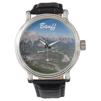 Banff Aerial View Watch