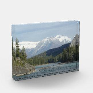 Banff Alberta Canada Acrylic Award