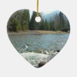 Banff Alberta Canada, Canadian National Park Christmas Ornaments