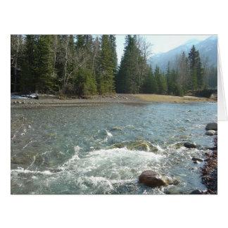 Banff Alberta Canadá parque nacional canadiense Felicitaciones