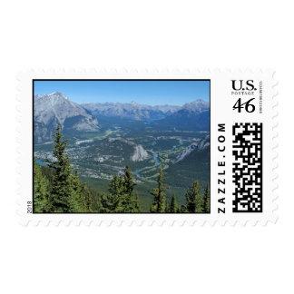 Banff, Alberta, Canada Stamp