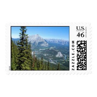 Banff, Alberta, Canada Postage