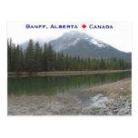 Banff Alberta Canada Postcards