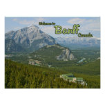 Banff Alberta Canada Posters