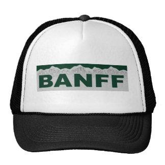 Banff, Alberta Gorros Bordados