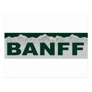 Banff, Alberta Postcards