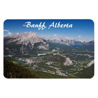 Banff, Alberta Premium Magnet