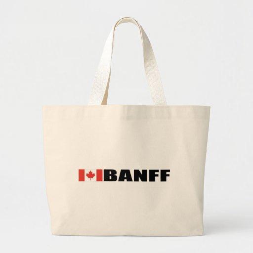 Banff Bolsa Tela Grande