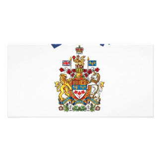 Banff Coat of Arms Card